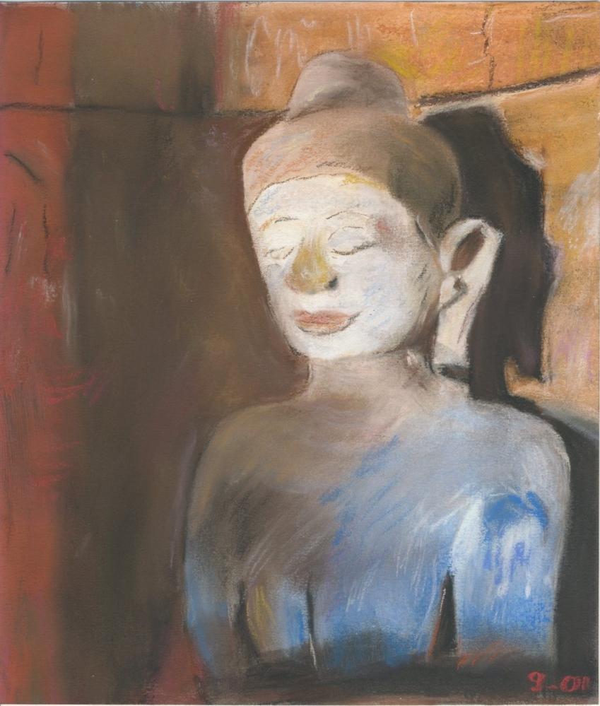 Buddha por baudet